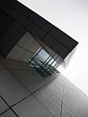 Architektur, Barcelona, Catalunya, Design, Europa, Fassade, Kunst, MACBA, Modern, Museen, Museum, Raval, Spanien, Zeitgenosse, zeitgenössich, XT4-999568, agefotostock