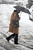 Bad, Belfast, Blizzard, Cold, Covered, Covering, Frost, Frosty, Icy, Ireland, Newtownabbey, Northern, Seasonal, Slippery, Slippy, Snow, Snowfall, Snowing, Snowstorm, Snowy, Weather, Wet, Winter, Wintry, XT9-904548, agefotostock