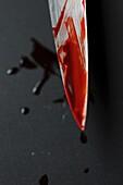 Blade, Blades, Blood, Color, Colour, Criminal, Death, Dread, Drop, Drops, Horror, Killer, Killers, Knife, Murder, Murderer, Murderers, Murders, Red, Terror, Thriller, Vertical, Violence, XW6-921008, agefotostock