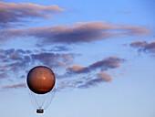 Poland, Krakow, sightseeing balloon
