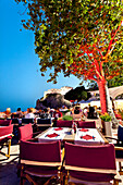 Restaurant Dub, old town, Dubrovnik, Dalmatia, Croatia