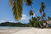 Long Beach on Koh Chang Island, Trat Province, Thailand, Asia