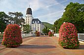 Hotel, Kurviertel, Bad Neuenahr, Bad Neuenahr-Ahrweiler, Rheinland-Pfalz, Deutschland
