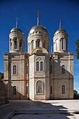 Jerusalem, Israel, Ein Karem, Russian Gornenskiy Gorny Monastery, church of all Russian Saints