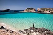 Malta, Comino Island, The Blue Lagoon