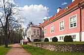 Estonia, Northeastern Estonia, Lahemaa National Park, Sagadi, Sagadi Manor, b 1749, exterior