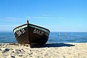 Nostalgic Fishing Boat