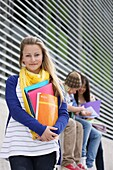 academic, child, college, education, friend, happy, high school, kid, learn, learning, outdoor, people, school, student, study, teenager, young, youth, youthful, F57-1145834, AGEFOTOSTOCK