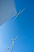 Clean energy, Colors, Energy, Environment, Europe, La mancha province, Landscape, Production, Spain, Vertical, Wind-driven, K08-1031993, agefotostock