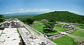 Xochicalco archaelogical site. Mexico