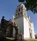 Convento agustino del Divino Salvador. Siglo XVI. Malinalco. México.