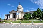 Oklahoma City Capitol Building