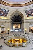 Interior of Oklahoma City Capitol Building