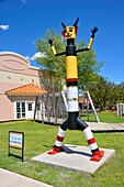 Kachina Doll National Route 66 Museum Elk City Oklahoma