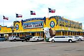 Big Texan Steak Ranch Amarillo Texas Route 66