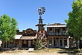 Wyatt Earp's Old Tombstone Arizona