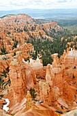 Vista Bryce Canyon National Park Utah