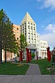 Civic Center Cultural Complex Denver Colorado