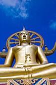 Big Buddha, Phra Yai Temple, Koh Samui island, Gulf of Thailand, Thailand