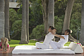 Spa at the Hotel Botanico, Thai massage, Oriental Spa, Puerto de la Cruz, Tenerife, Canary Islands, Spain