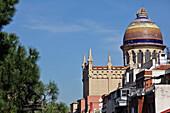 Golden Grow Dome, Calle De Ferraz, Madrid, Spain