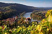 Homburg castle, Homburg am Main, Triefenstein, Franconia, Bavaria, Germany