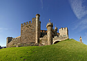 Castillo de Ponferrada, Ponferrada, Castile and Leon, Spain