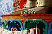 Abenteuer, Buddha, Buddhismus, Chadar, Chaddar, Entdeckungsreise, Indien, Jammu und Kaschmir, Kälte, Ladakh, Tours, Treck, Winter, Zanskar, T91-1212647, AGEFOTOSTOCK