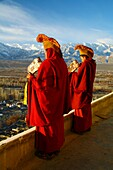 Abenteuer, Buddha, Buddhismus, Chadar, Chaddar, Entdeckungsreise, Indien, Jammu und Kaschmir, Kälte, Ladakh, Tours, Treck, Winter, Zanskar, T91-1212721, AGEFOTOSTOCK