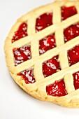 Jam Tart Pie Cherries