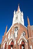 St Mary's in the Mountains Catholic Church, Virginia City, Nevada, USA