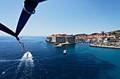 Stara luka, old port, Dubrovnik, Dubrovnik-Neretva county, Dalmatia, Croatia