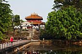 Tomb of Minh Mang, Hue, Trung Bo, Vietnam
