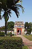 Gate, Citadel, Imperial City, Hue, Trung Bo, Vietnam