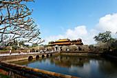 Ngo Mon Gate, Citadel, Imperial City, Hue, Trung Bo, Vietnam