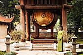 Drum Tower, Temple of Literature (Van Mieu), Hanoi, Bac Bo, Vietnam