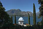Park, Villa Melzi, Bellagio, Lake Como, Lombardy, Italy