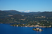 Isola San Giulio, Lago d' Orta, Piedmont, Italy