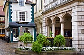 The Crooked House in Windsor Berkshire England