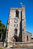 All Saints Church Rothbury Northumberland England