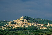 Village of Bonnieux. Luberon. South of France