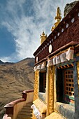 Drak Yerpa hermitage and meditation caves, Tibet