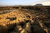 Deserto of Bardenas Reales Navarre Spain