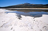 Tanupa volcano Salar de Uyuni Potosi Bolivia