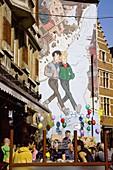 Painting walls Brussels Belgium