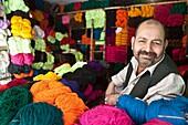 woolshop in Mazar-i-sharif afghanistan