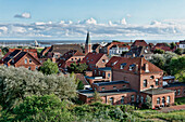 West Bath, North Sea Island Juist, East Frisia, Lower Saxony, Germany