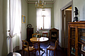 Room inside Mendelssohn House in Goldschmidtstraße, Leipzig, Saxony, Germany, Europe