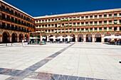 Plaza de la Corredera, Cordoba, Andalusia, Spain