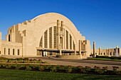 Union Terminal home of the Cincinnati natural History Museum Cincinnati Ohio United States